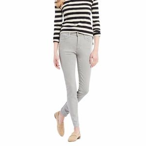 NEW Levi's Slimming Skinny Light Grey Jeans NWT